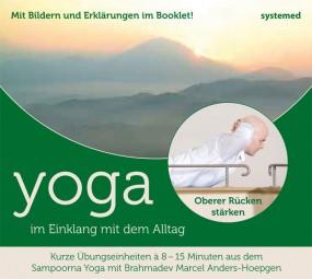 Yoga im Einklang mit dem Alltag - Oberen Rücken stärken